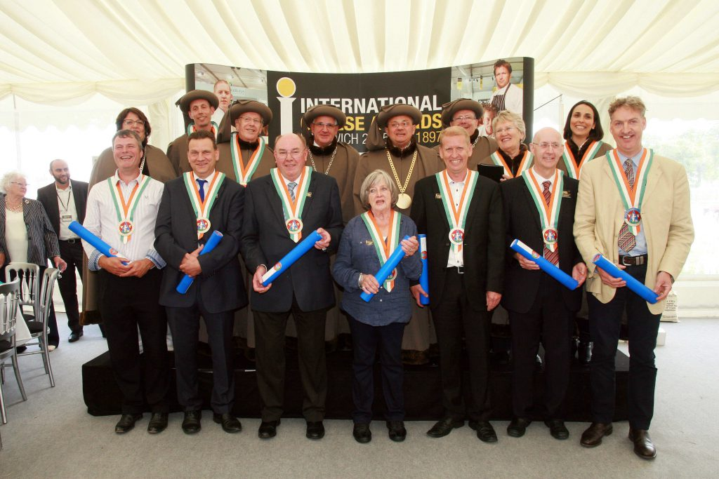 La Guilde Internationale des Fromagers, Nantwich 2015